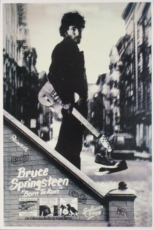 5 Bruce Springsteen 12x18 Repro Concert & Album Posters - 6