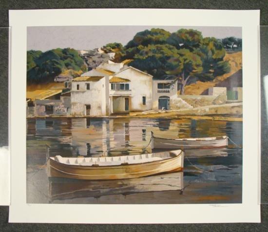 Poch Romeu S/N Art Puerto de Mahon Waterfront Home