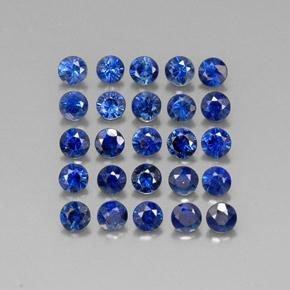 3.1ct VVS-VS Sapphire (25 pieces)