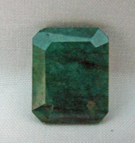 Gorgeous 38.15 Ct Natural Brazilian Emerald RPEX75