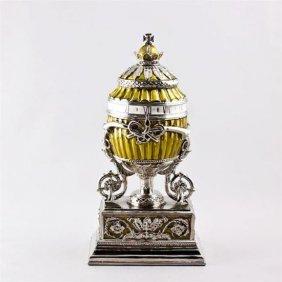 Faberge Duchess of Marlboro Egg