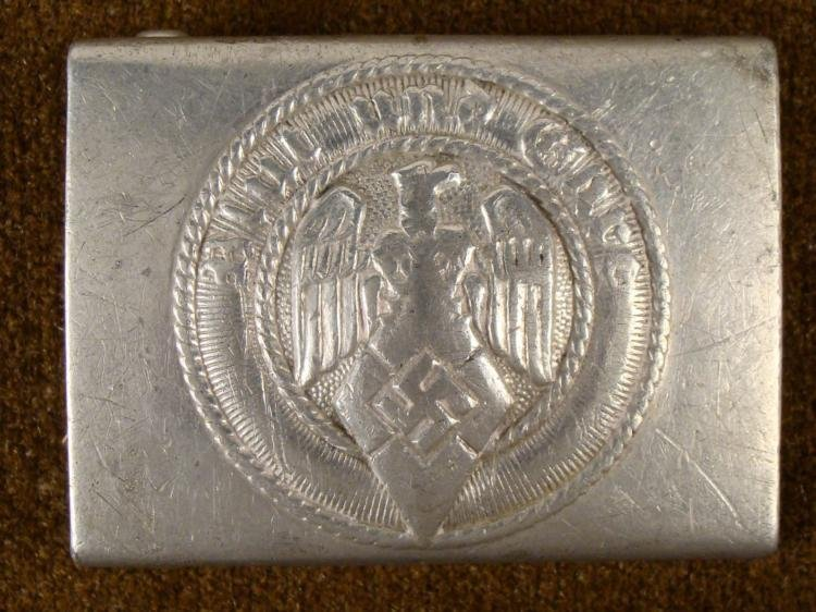 HITLER YOUTH BLUT UND EHRE ORIGINAL BELT BUCKLE