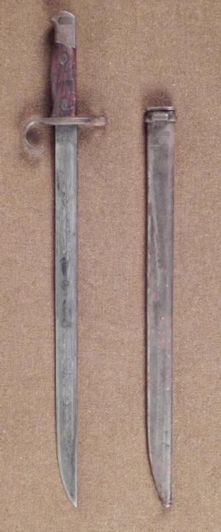 ORIGINAL JAPANESE TYPE 30 ARISAKA BAYONET