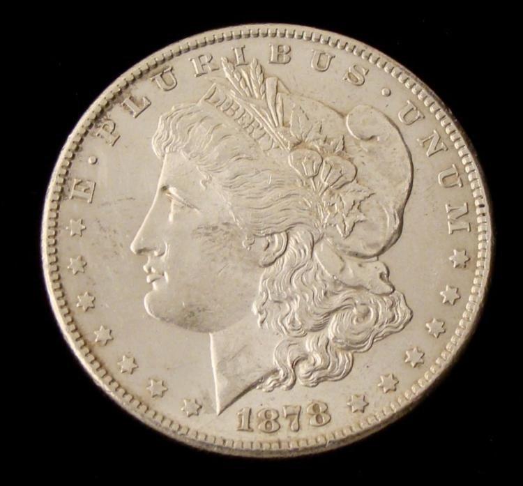 1878-S UNC Morgan Silver Dollar