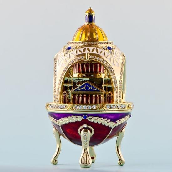 Capitol Faberge Egg