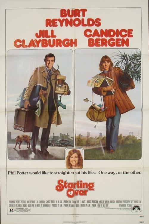Starting Over Original 1 Sh Movie Poster 1979