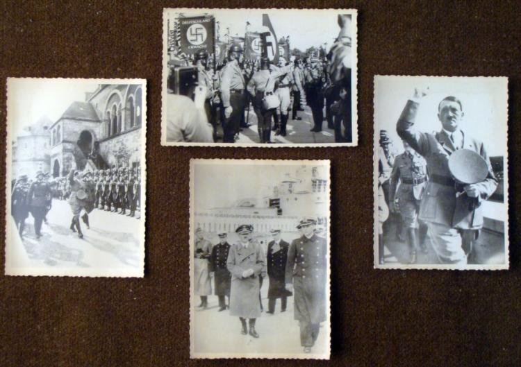 4 Nazi SS Photos Recently Released by the Russian Govt