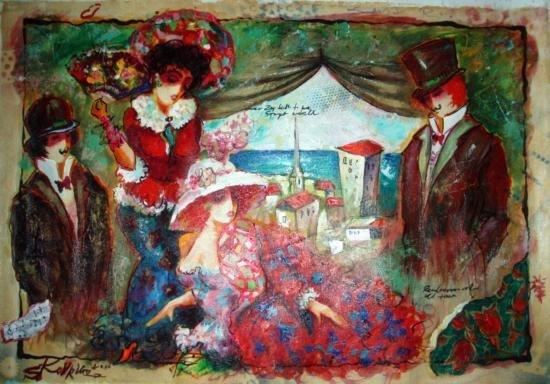 Kovigro1 16x24 Oil Painting