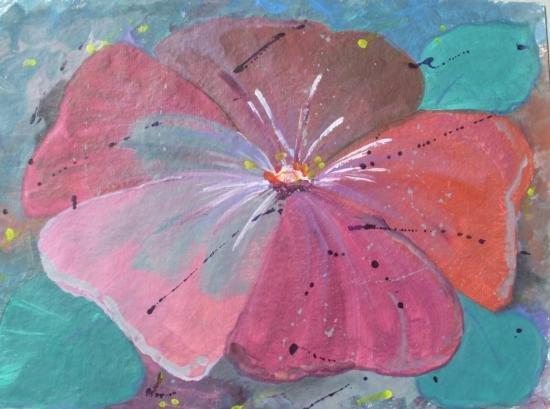 Paradise Flower2