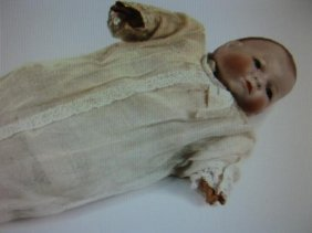 Grace Putnam Bye-Lo Baby Bisque Doll