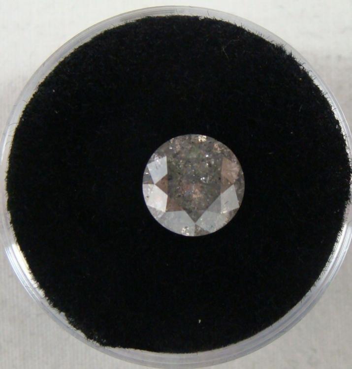 2.16 Carat Fancy Diamond I-3 Clarity