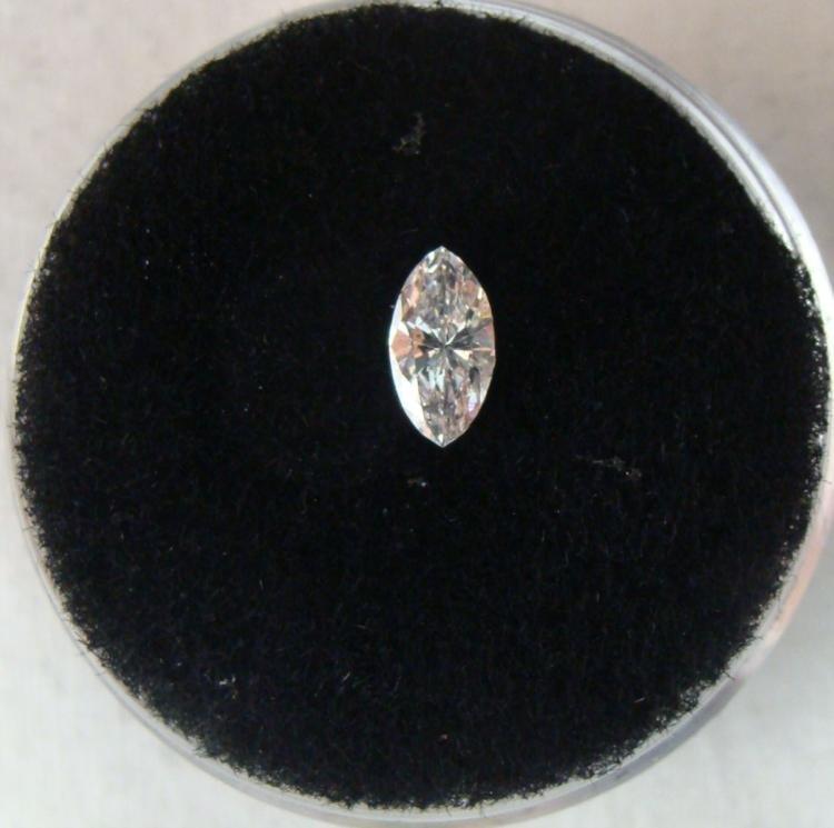 .33 Carat White Diamond Grade G SI-I Clarity