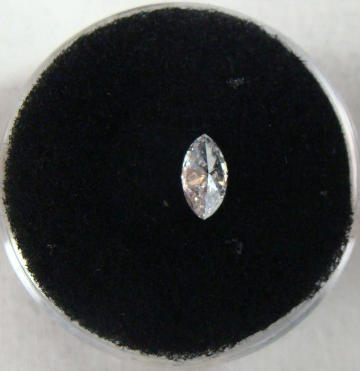 .33 Carat White Diamond Grade G SI-I Clarity - 2