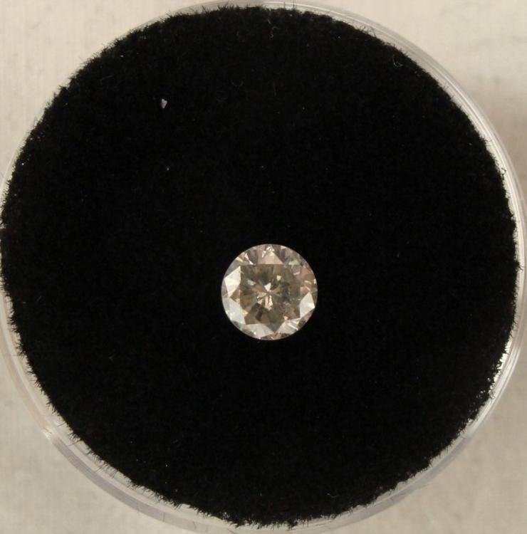 .51 Carat White Diamond Grade J SI-2 Clarity