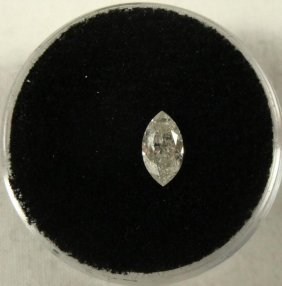 .54 Carat White Diamond Grade H SI-2 Clarity