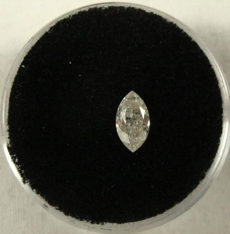 .54 Carat White Diamond Grade H SI-2 Clarity