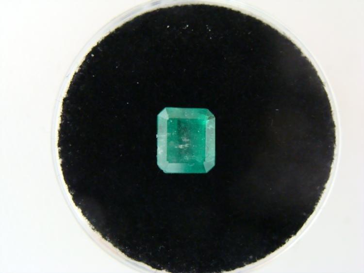 .89 Carat Bright Glowing Green Emerald Gemstone