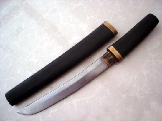 Vintage Japanese Seppuku / Harakiri Sword