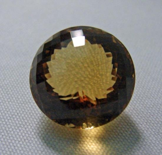 Impeccable 32.30 Ct Natural AAA Madeira Citrine RPEX82