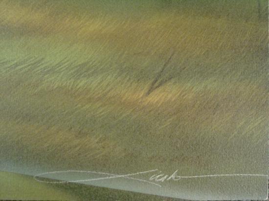 Frank Licsko ROADS Signed Surreal Landscape Art Print - 3
