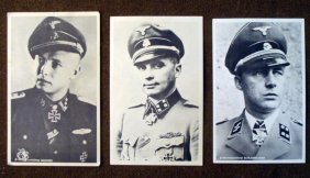 3 Nazi Waffen Photos Recently Released By Russian Govt