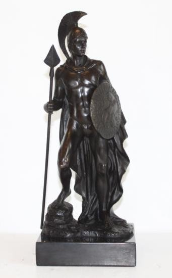 Glorious Bronze Sculpture Gladiator