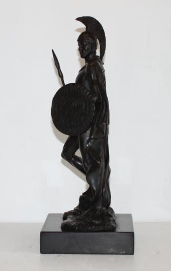 Glorious Bronze Sculpture Gladiator - 2