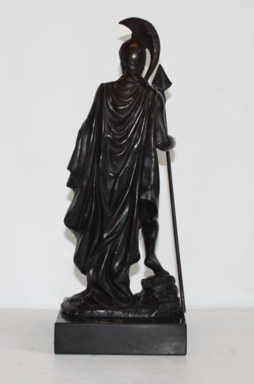 Glorious Bronze Sculpture Gladiator - 3