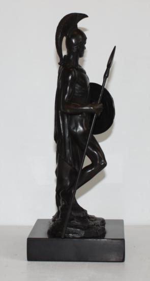 Glorious Bronze Sculpture Gladiator - 4