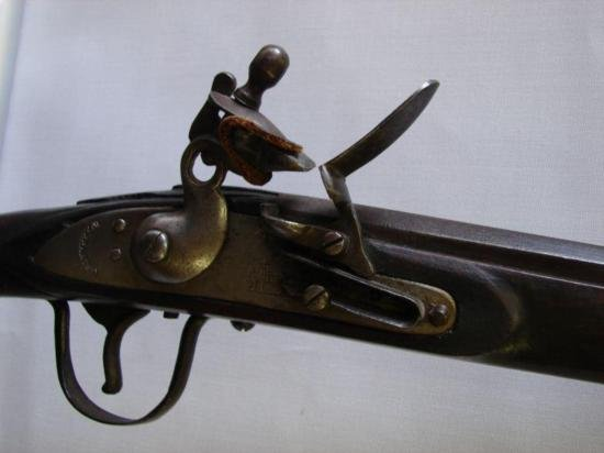 ET0503120103 Early American Indian Trade Rifle