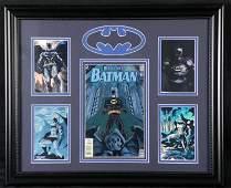 Batman 682 Detective Comic Book 1995 4 Pics Custm Frmd