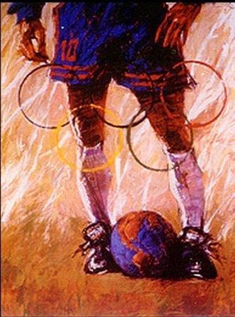 Luongo, Aldo : Where the World Comes to Play