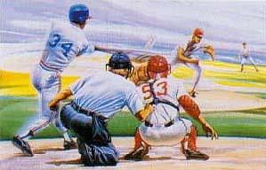 Morales, Manny : Baseball