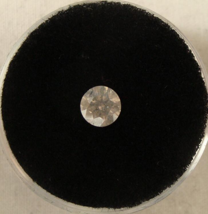 .57 Carat White Diamond Grade I SI-3 Clarity