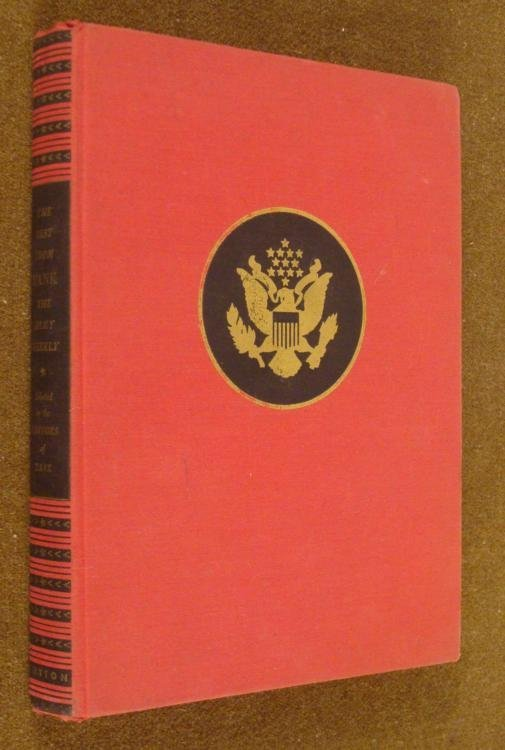 THE BEST FROM YANK 1945 COPY HARD COVER BOOK