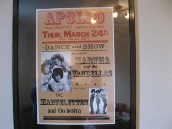 Martha and the Vandellas March 24th at the Apollo