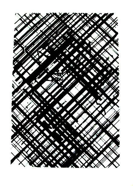 Ed Moses Signed LE Art Print Untitled 6