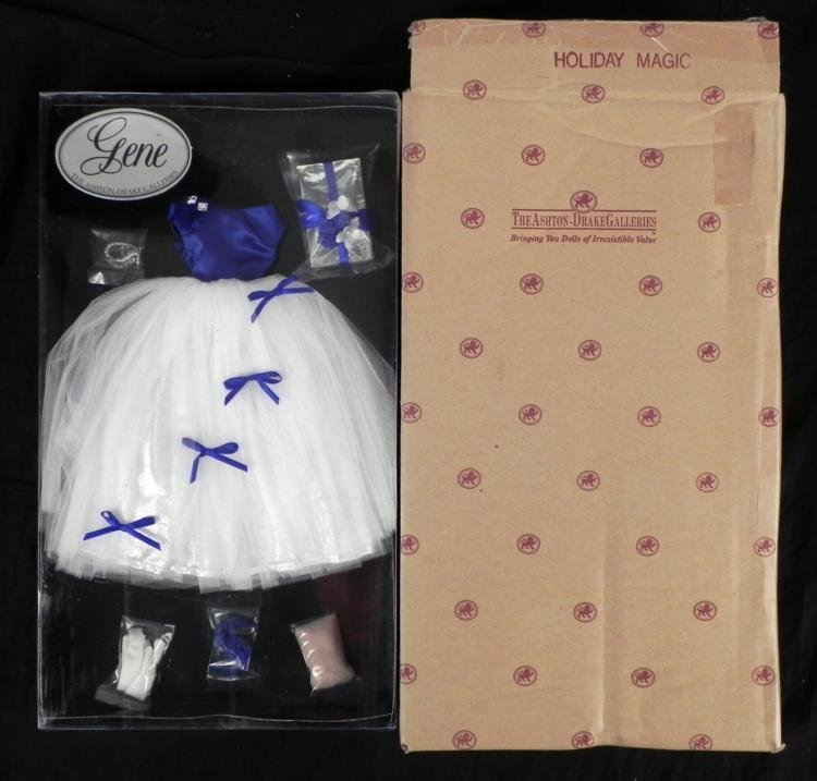 Gene Doll Outfit Fashion Holiday Magic Ashton-Drake MIB