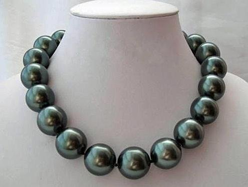 Enormous 20mm South Sea Pearl Necklace