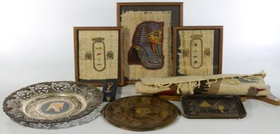 ET0523120028 Egyptian Style Collectables CONDITION: Ve