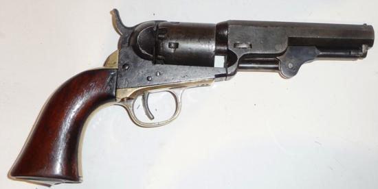 ET0503120082 A Colt 1849 Percussion Cap Five Shot Pocke