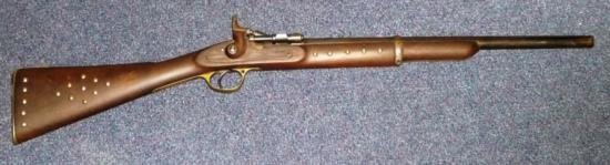 ET0503120092 A Victorian Enfield Snider Carbine the 51