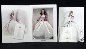 Vera Wang Bridal Designer Barbie Doll Ltd Ed 1997 MIB