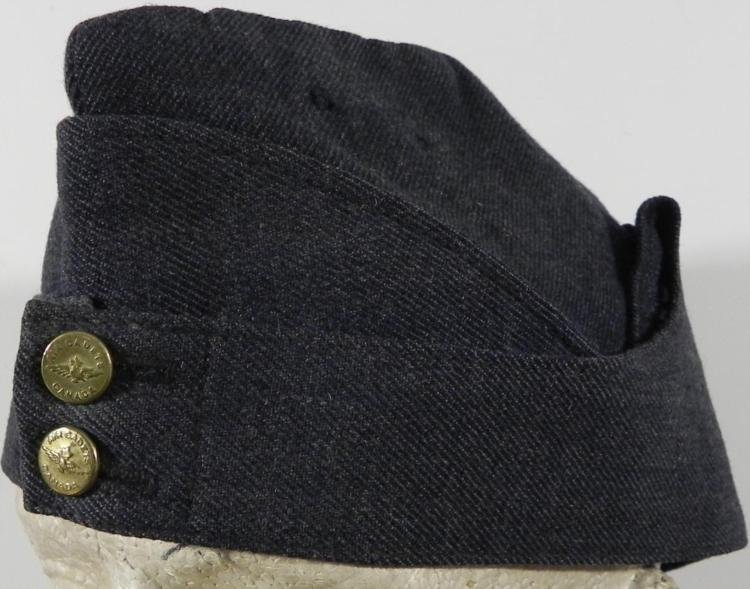 WWII CANADIAN AIR CADET'S OVERSEAS CAP