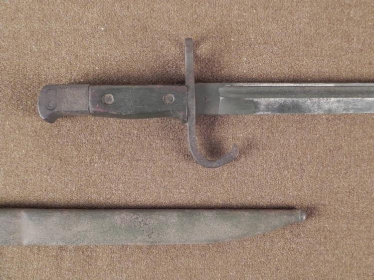 ORIGINAL WWII JAPANESE ARISAKA TYPE 30 BAYONET
