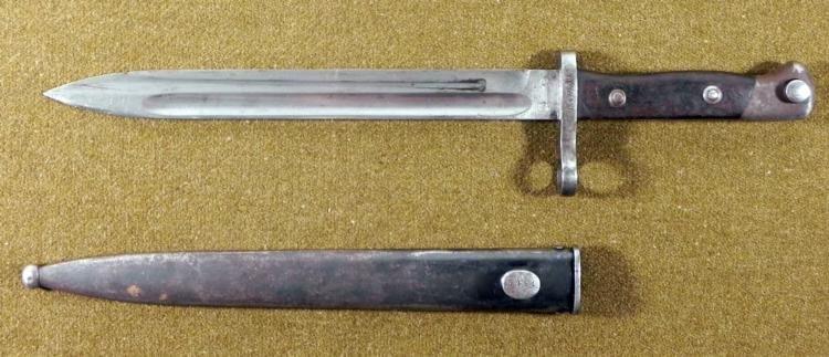 WKC Weyersberg & Kirschbaum Soligen Bayonet Germany