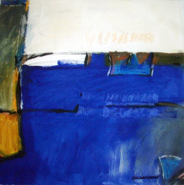 Cecilia Garcia Amaro Ltd Ed Signed Art Print Bluescape