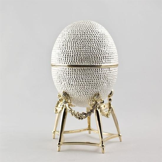Faberge Hen Egg - 3