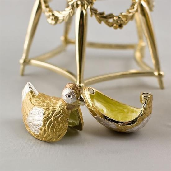 Faberge Hen Egg - 4