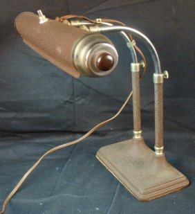 Vintage Mid Century Flurourescent Desk Lamp